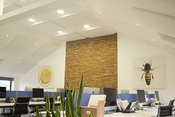 Another Alternative For Soundproofing An Office, Conference Room Or  Boardroom Are SRSu0027s Range Of High Quality, High Performance, Fabric Wrapped  Sound ...