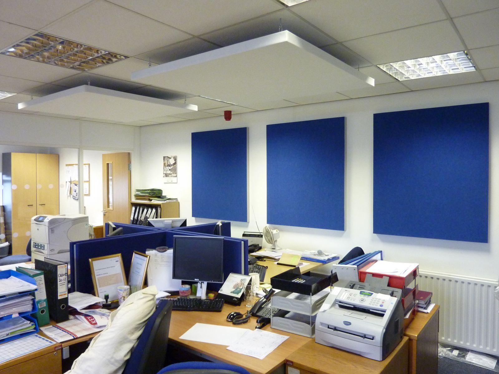 soundproofing office space. Office Soundproofing Space A