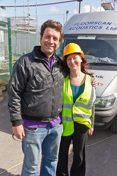 Nick Knowles from DIY SOS