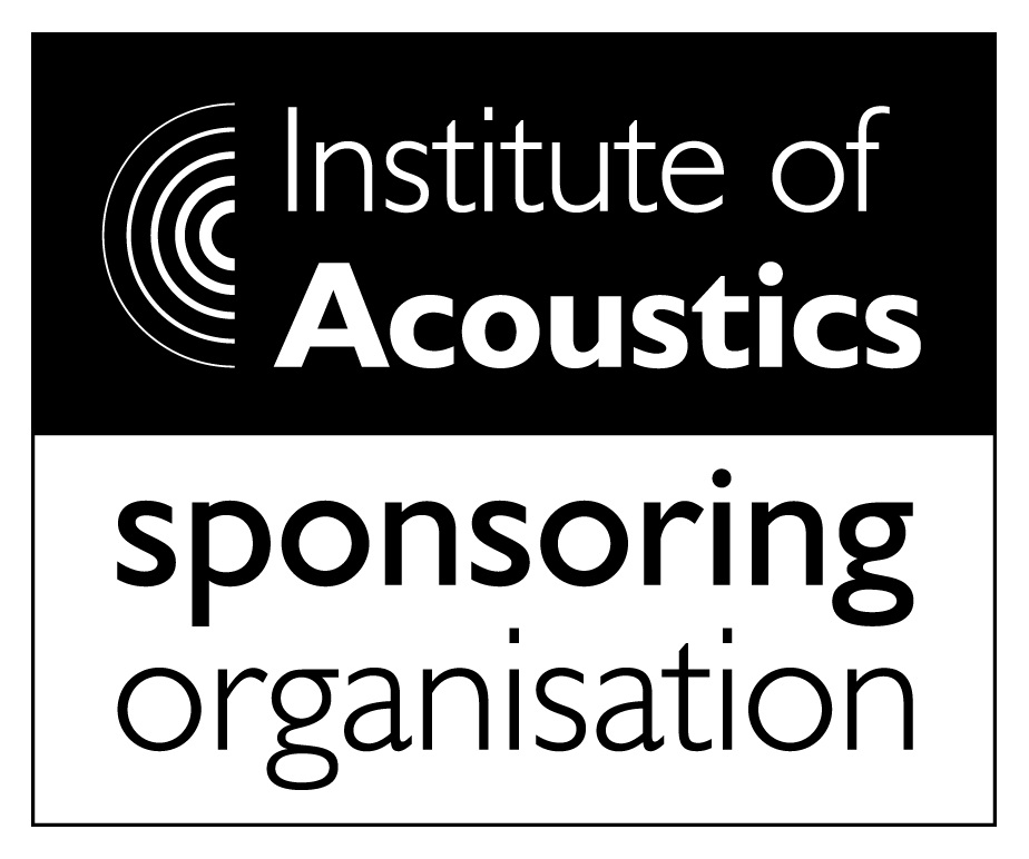 SRS Ltd are product sponsor members of the Institute of Acoustics