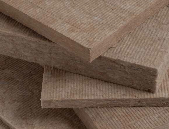 Maxi Slab sound absorption mineral wool