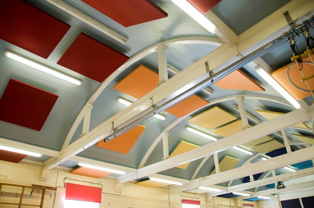 SRS Acoustics For Schools Sound Absorption