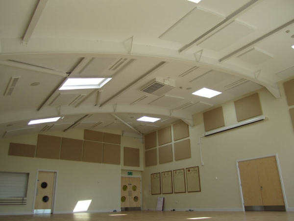 Sonata Aurio class A acoustic absorption panels