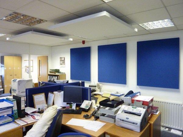 Sound Proofing for Offices