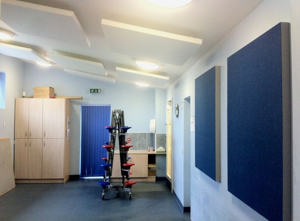 Sonata Vario and Memo acoustic panels